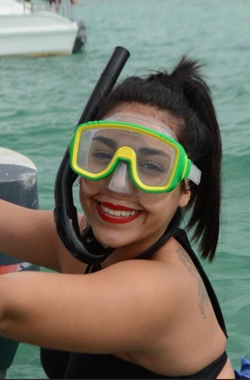 snorkeling pinta cana