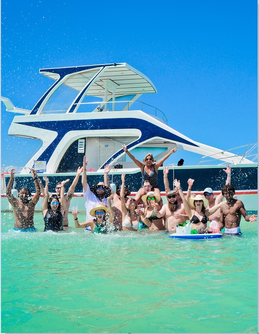 Private Catamaran Booze Cruise And Snorkeling Punta Cana
