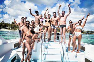 booze cruise in punta cana