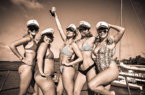 capitanas party boat punta cana