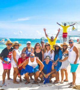 catamarán privado and snorkeling Punta Cana