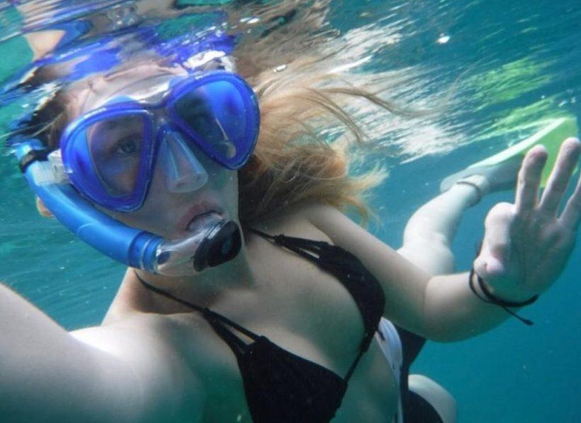 foto snorkel punta cana